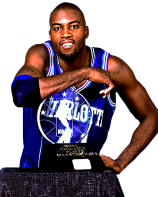 Glen rice png. The talent