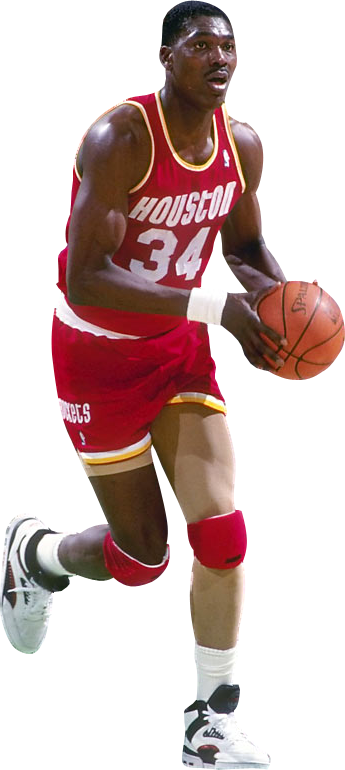 Glen rice png. Hakeem olajuwon google search