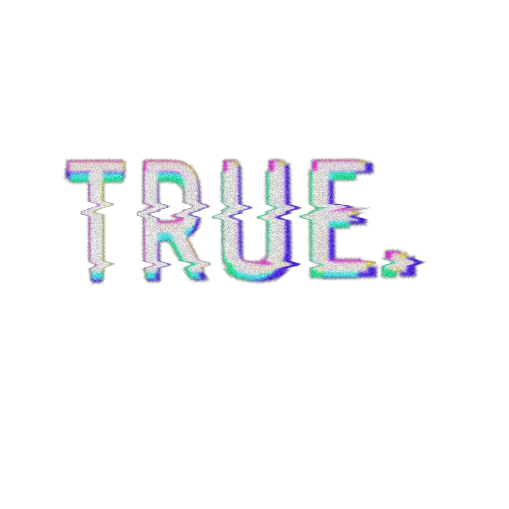 Glitch text png. True pastel holographic freetoedit