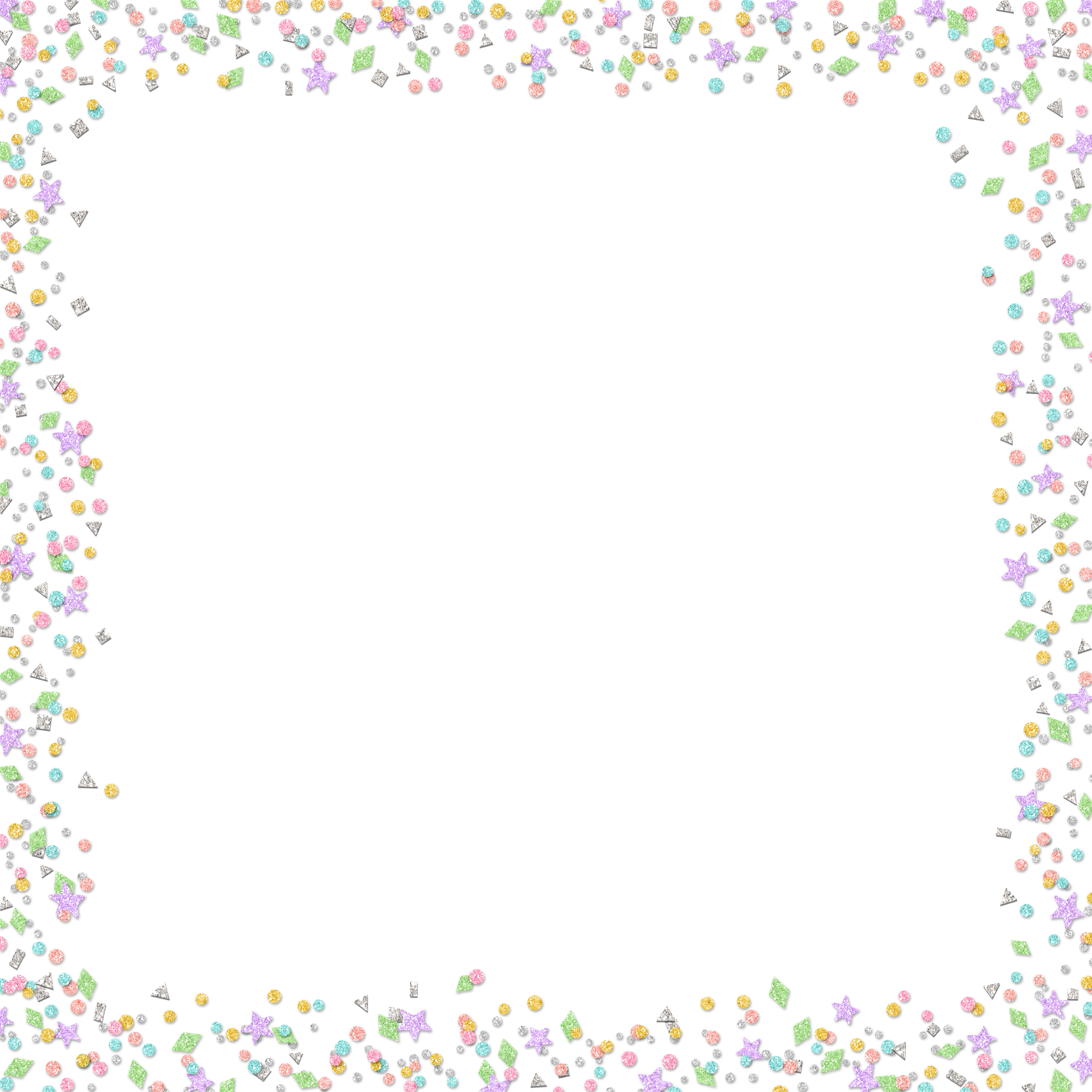 Glitter border png. Sparkle images in collection