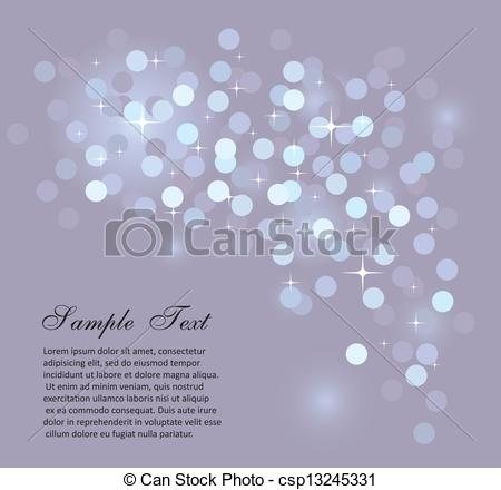 Glitter clipart elegant. Colorful abstrat lights for png transparent library