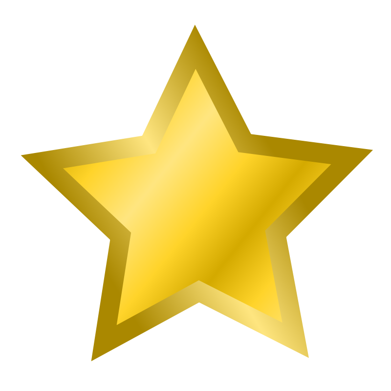 Glitter clipart fancy star. Free gold cliparts download
