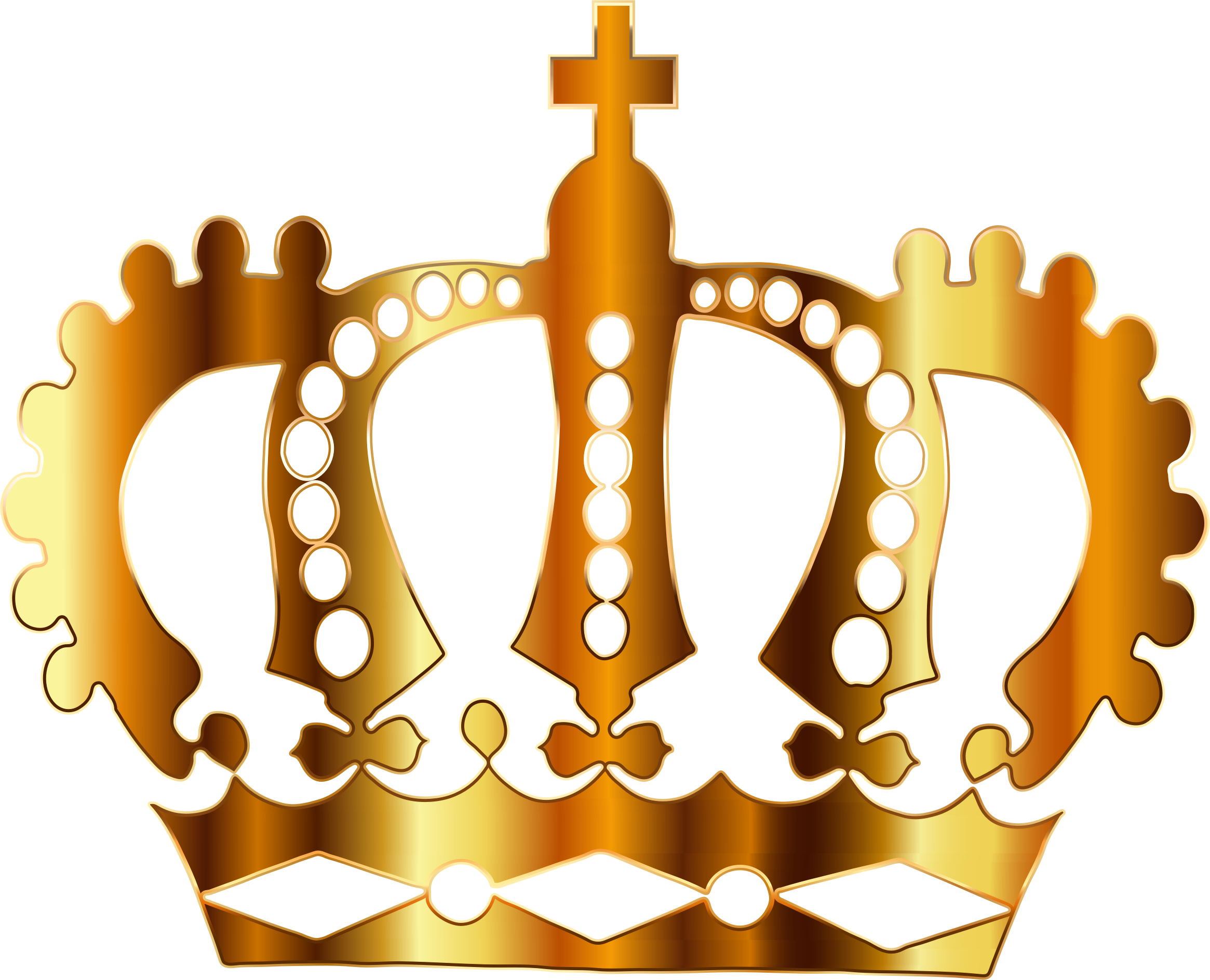 Glitter clipart gold abstract. Prince royal crown clip
