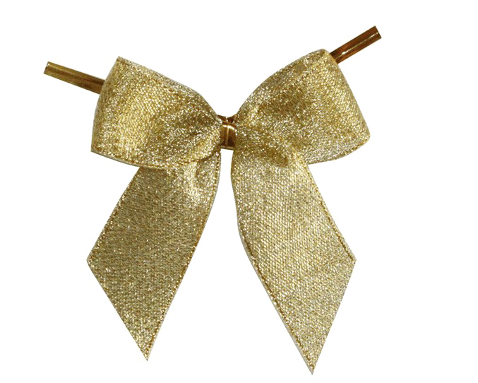 Glitter clipart gold abstract. Bow ribbon png photo