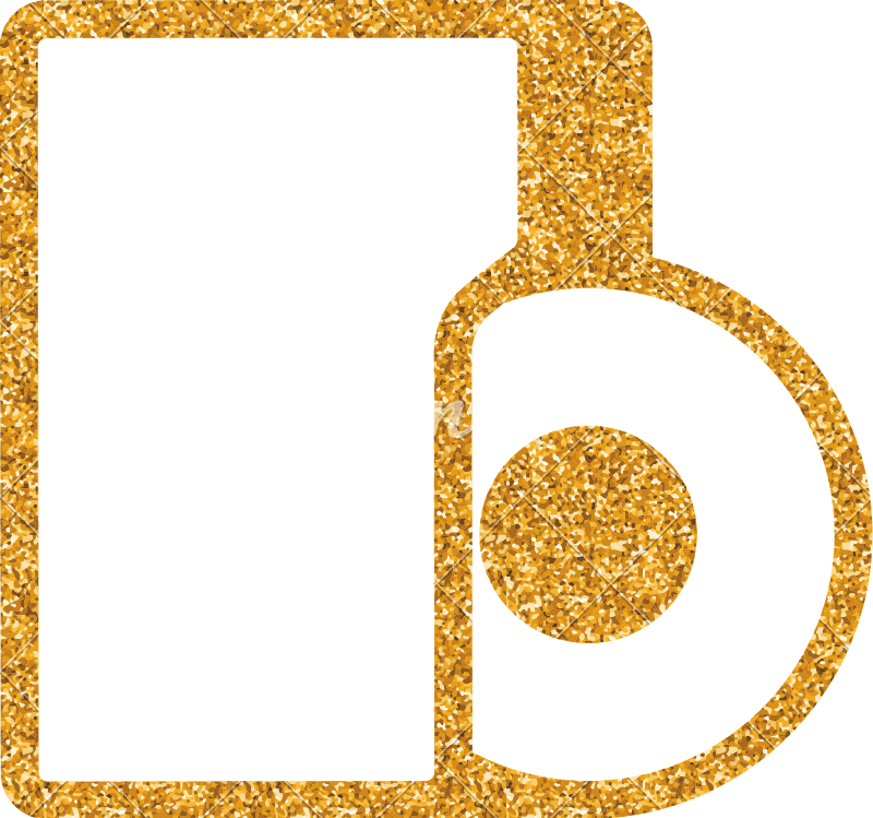 Glitter clipart gold glitter line. Audio file icons by