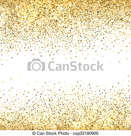 Sparkles on white background. Glitter clipart gold glitter line graphic library library