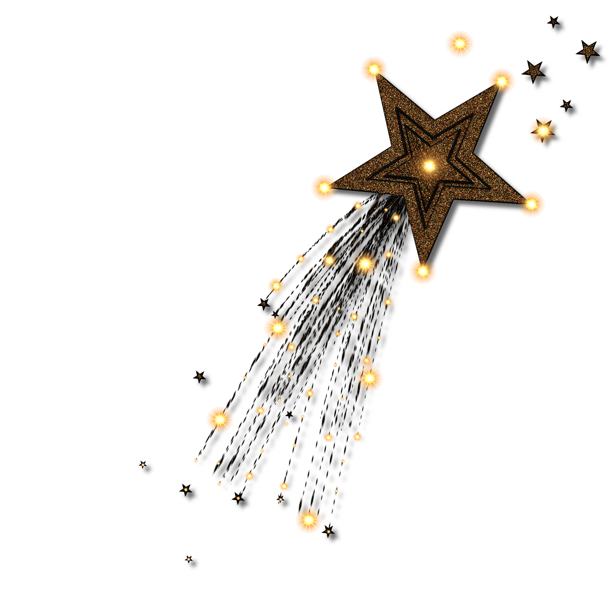 Glitter clipart gradient. Free stars picture download