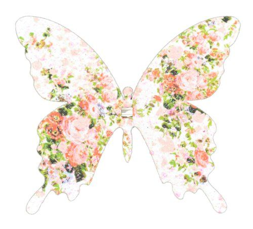 Touch of nature piece. Glitter clipart light pink butterfly png library