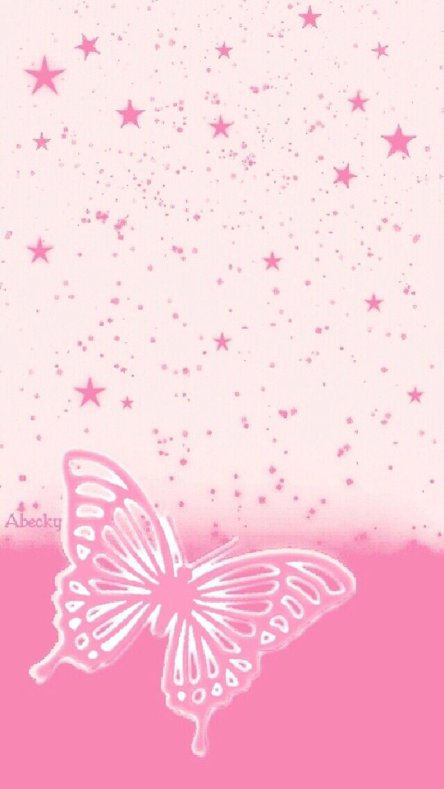 best fondos images. Glitter clipart light pink butterfly clip free