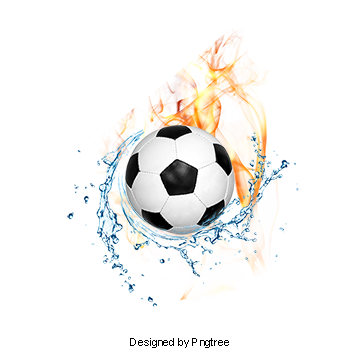 soccer ball png abstract