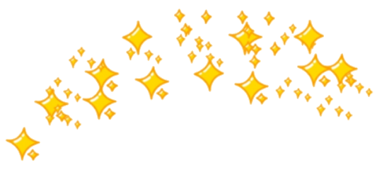 Glitter clipart sparks. Popular and trending stickers