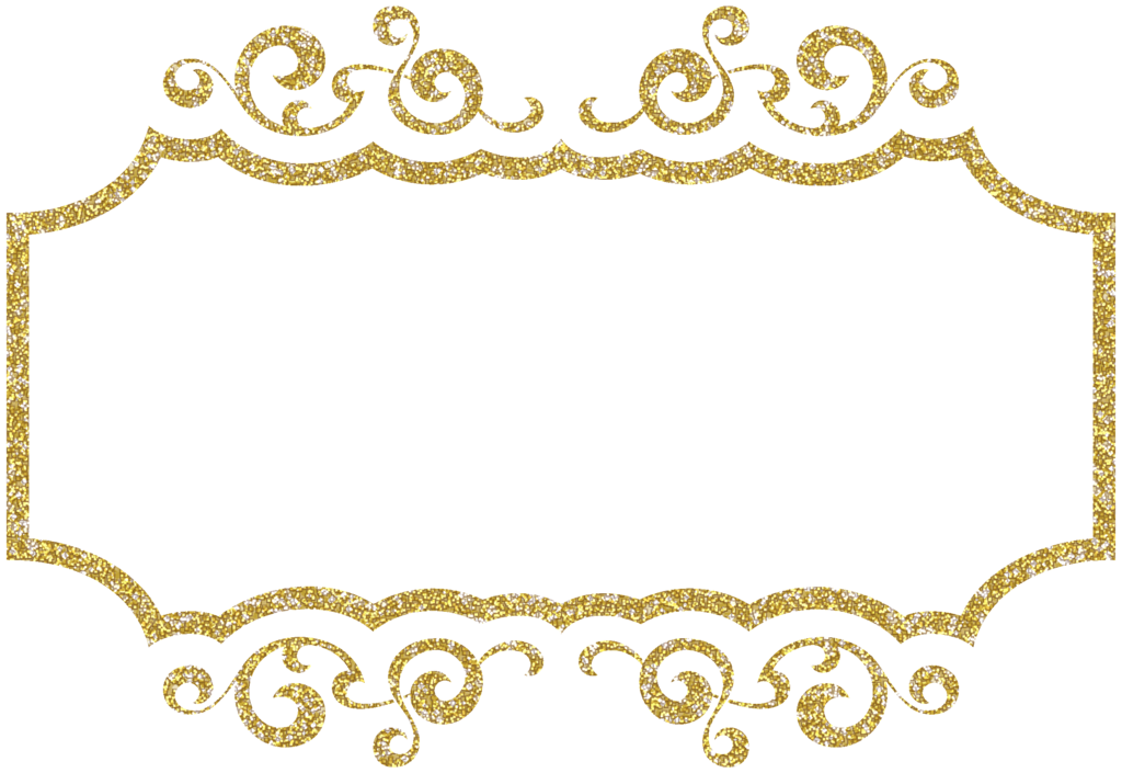 Free scrapbook craft hobbies. Transparent decoration gold glitter svg royalty free stock