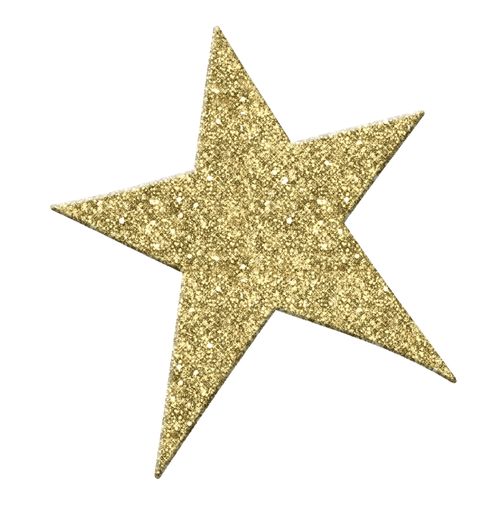 Vintage star png. Gold glitter file peoplepng