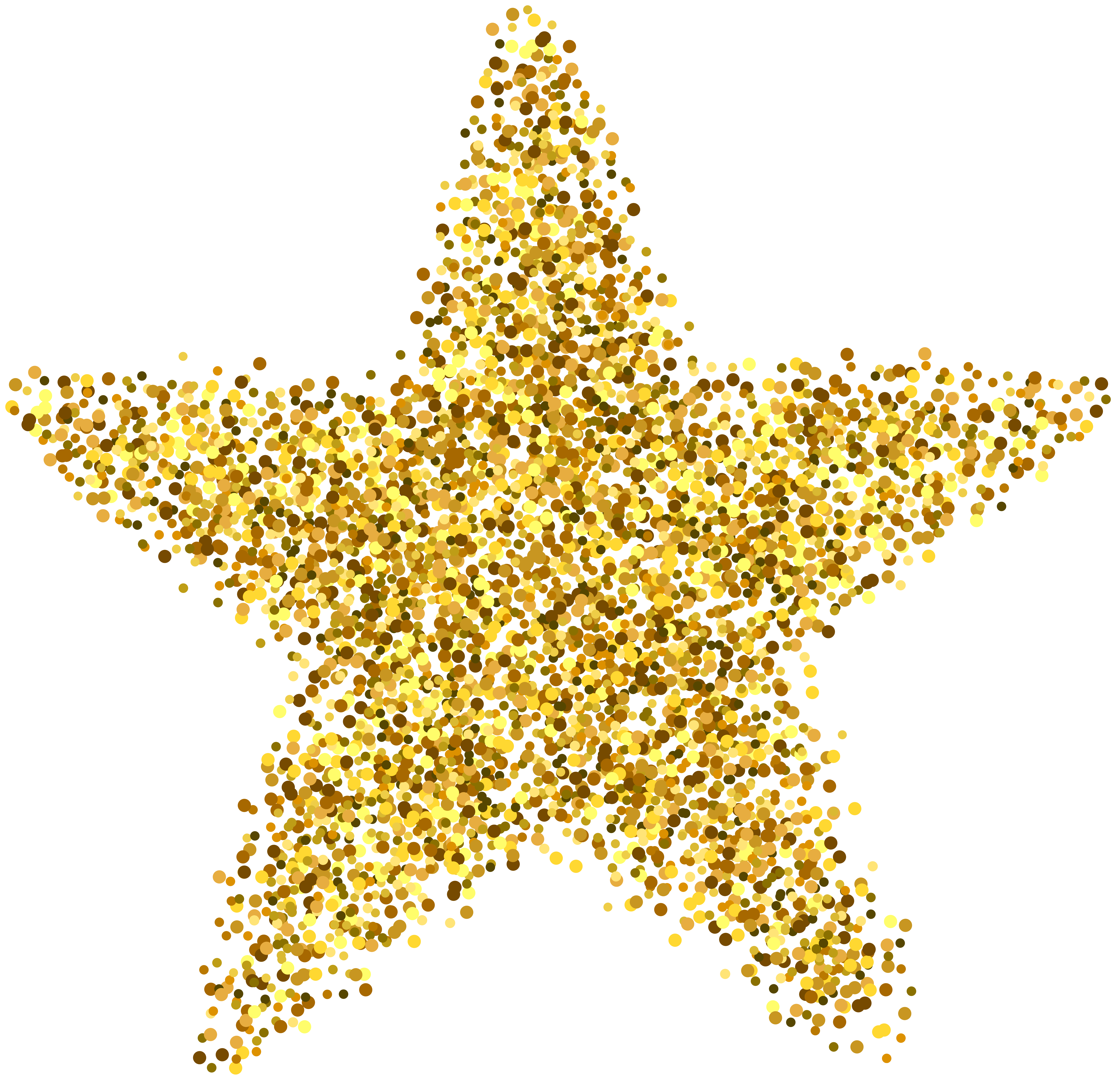 Glitter stars png. Star clipart images gallery