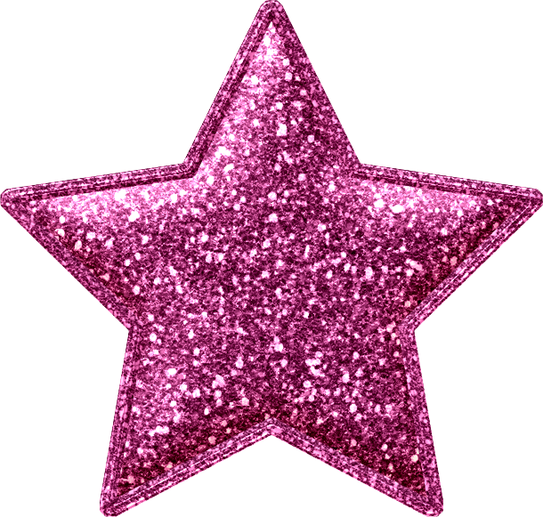 Glitter stars png. Nitwit collection pinterest