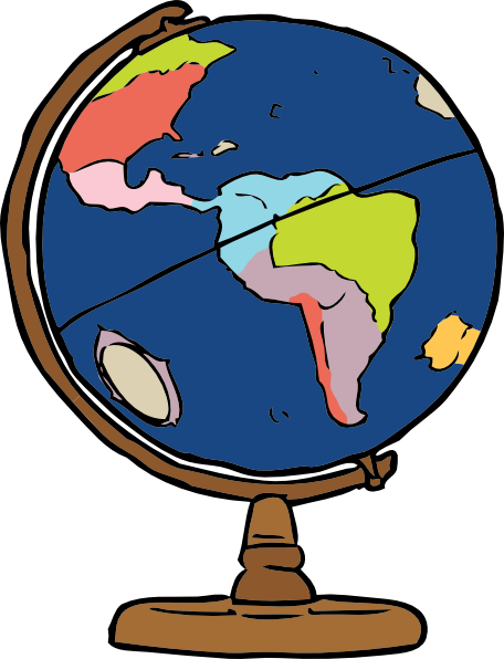 Globe clipart png. Images clipartfest things to