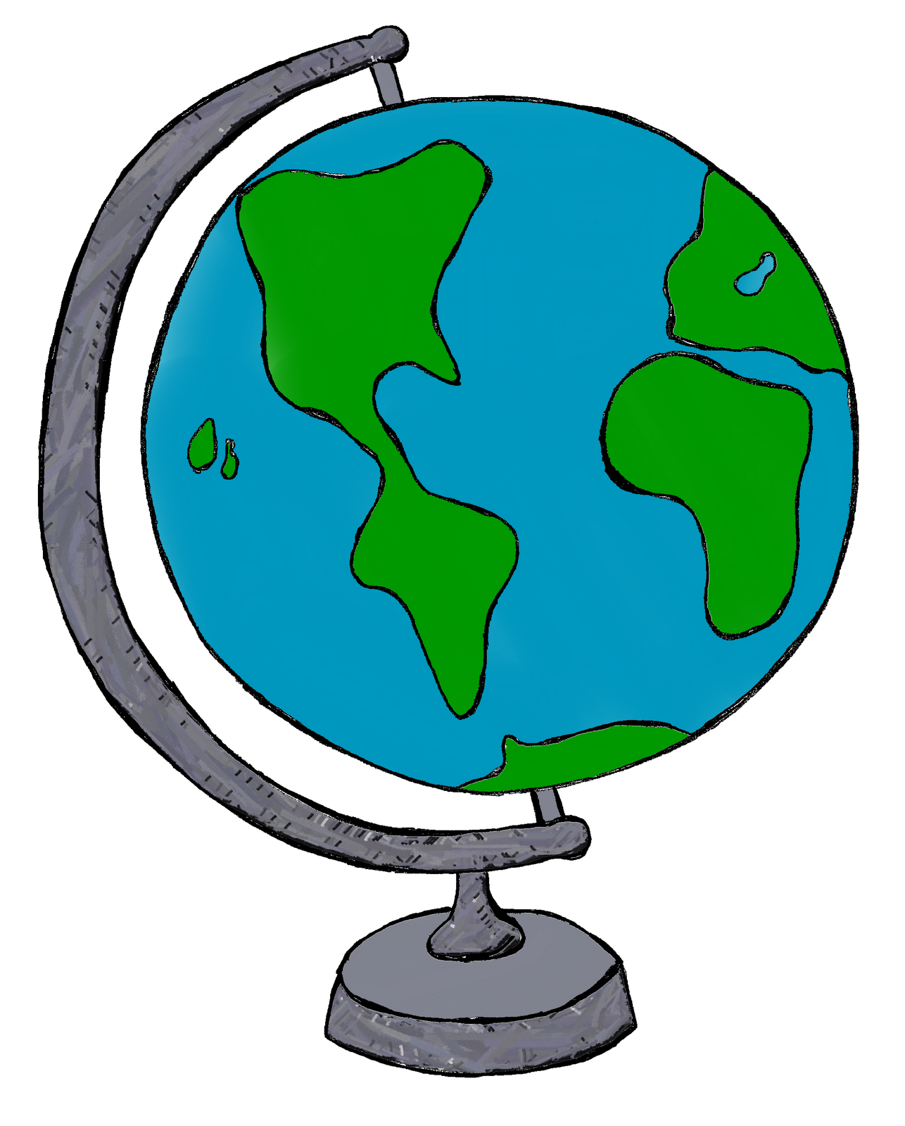 Globe clipart png. Clip art by carrie