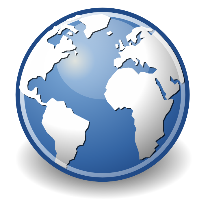 Globe png icon. Planet free icons and