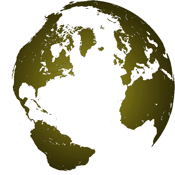 Globe png. Image with transparent background