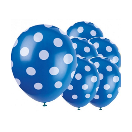 Globos vector azul. Azules pattythings