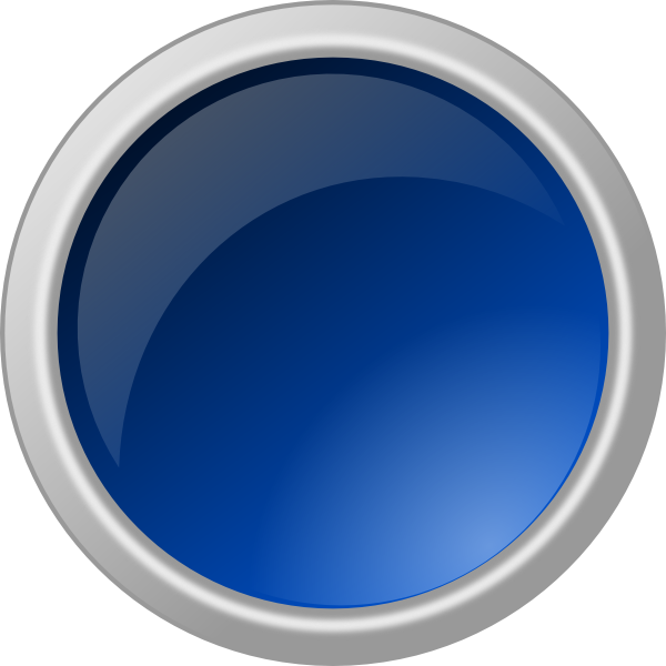 Glossy buttons png. Blue button clip art