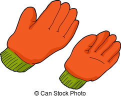 Work and stock illustrations. Gloves clipart png free