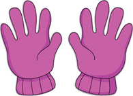 Search results for glove. Gloves clipart graphic transparent library