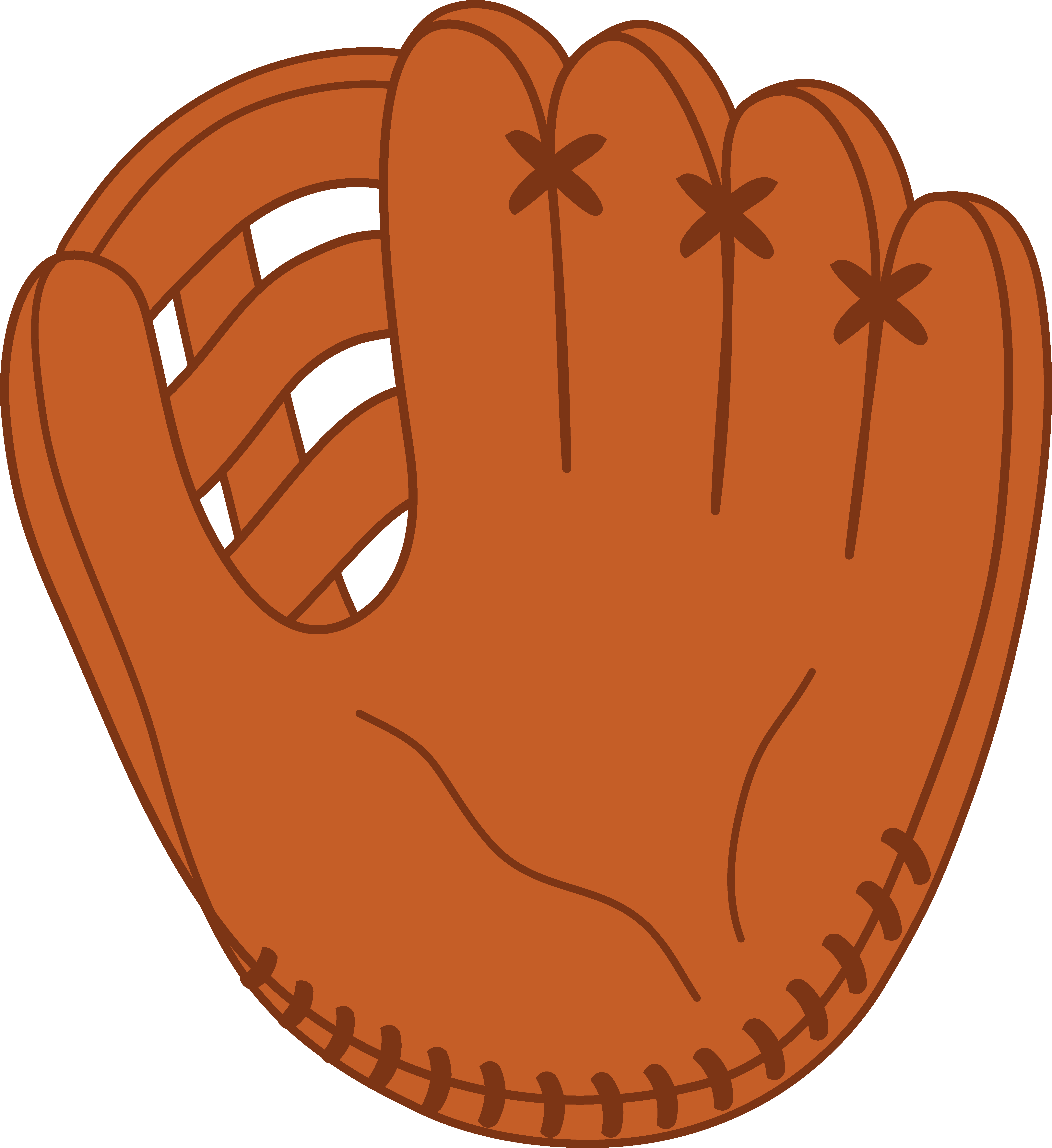 Leather baseball free clip. Gloves clipart mitt banner free library