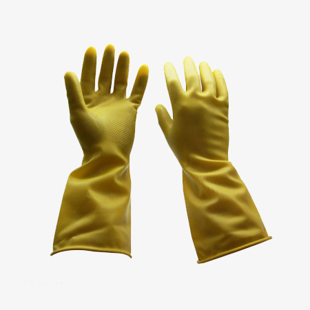 Glove clipart yellow glove. Plastic gloves utility png