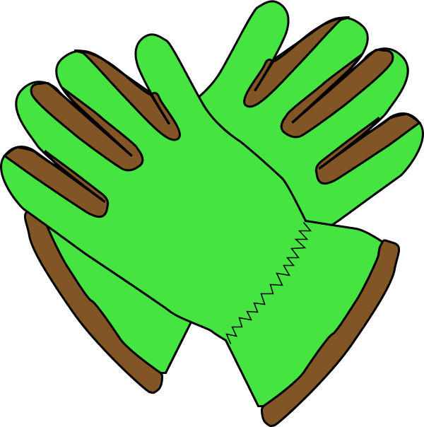 Glove vector. Gloves free download on