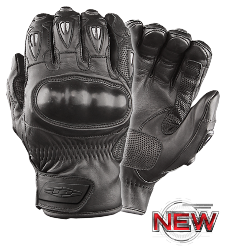 Glove vector safety. Hard knuckle riot control