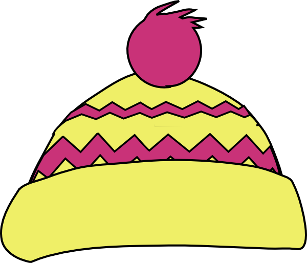 Gloves clipart hat wooly. For free download