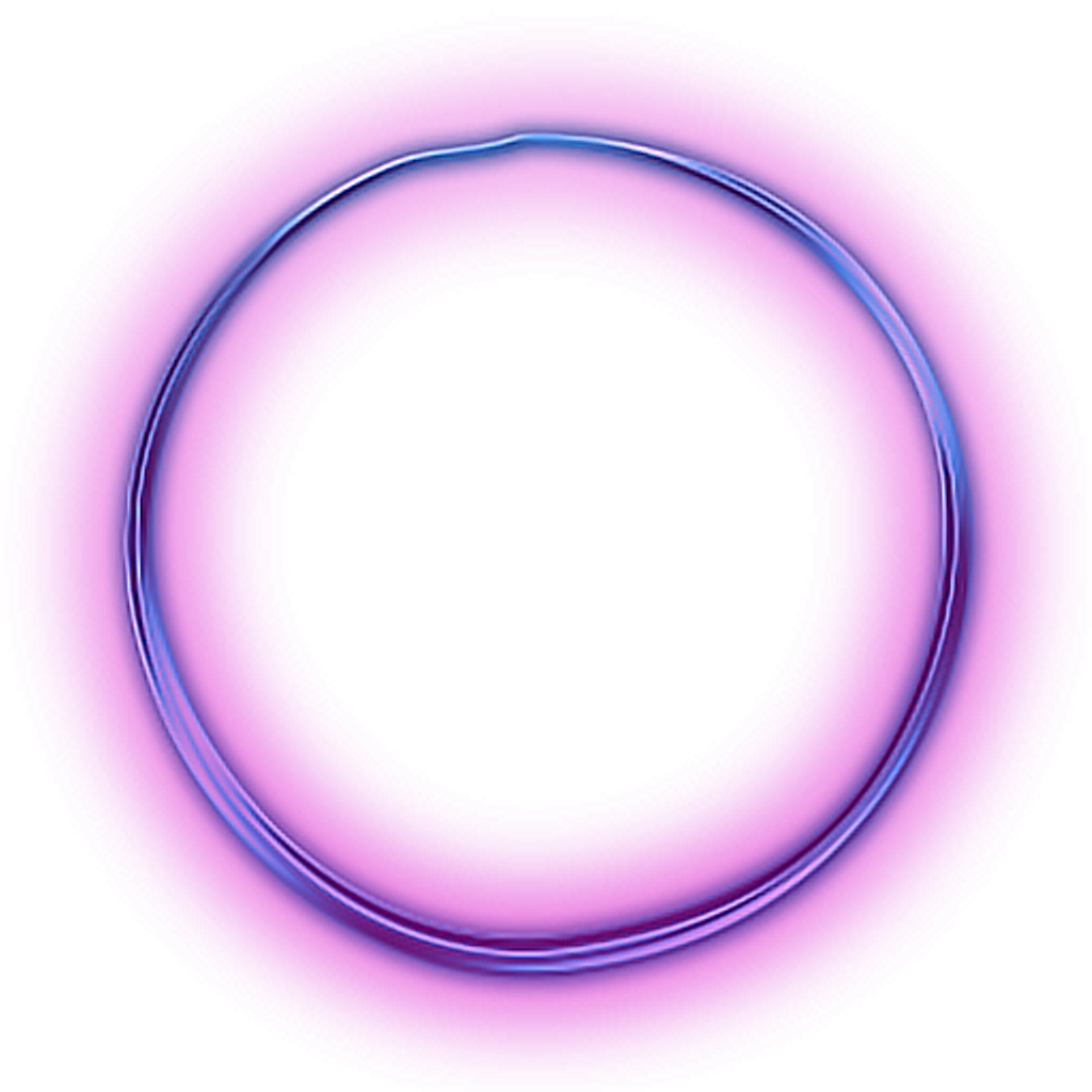 Glow circle png. Purple computer icons violet