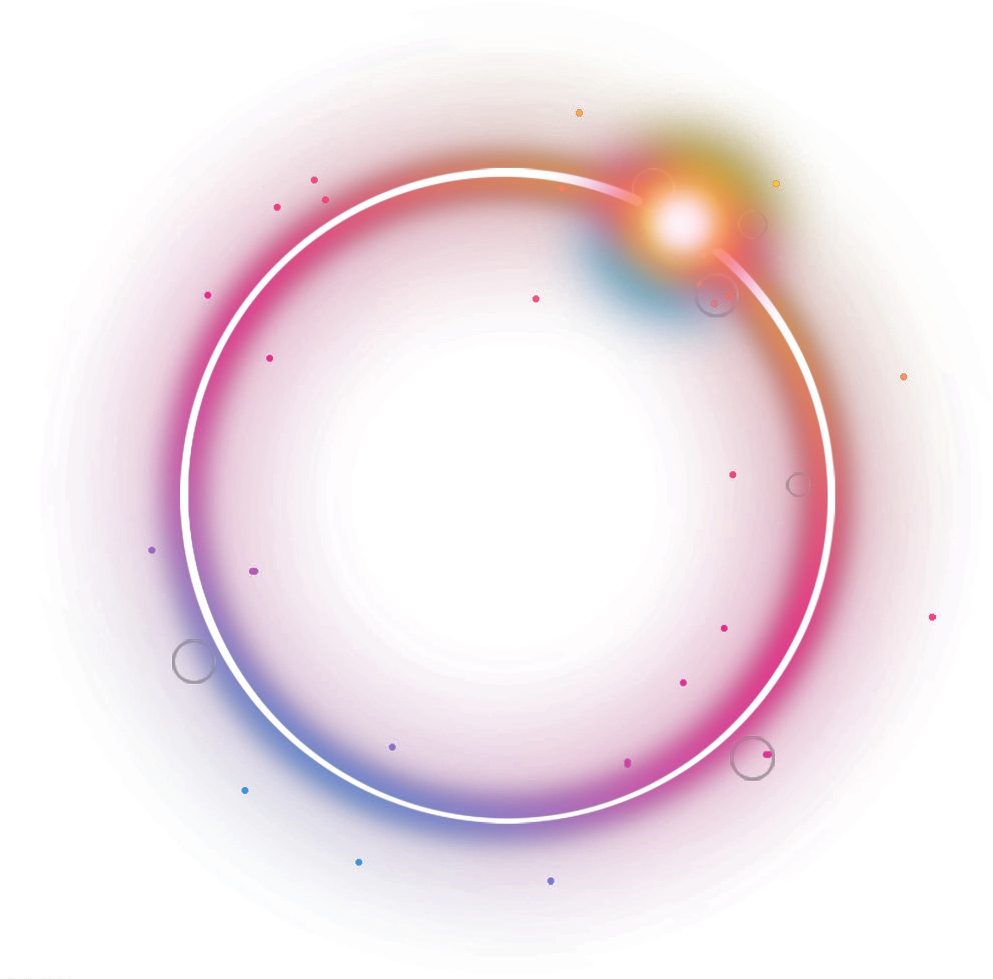 Circle glow png. Download hd lighteffect ftestickers