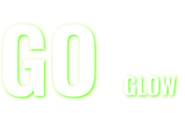 glow party png