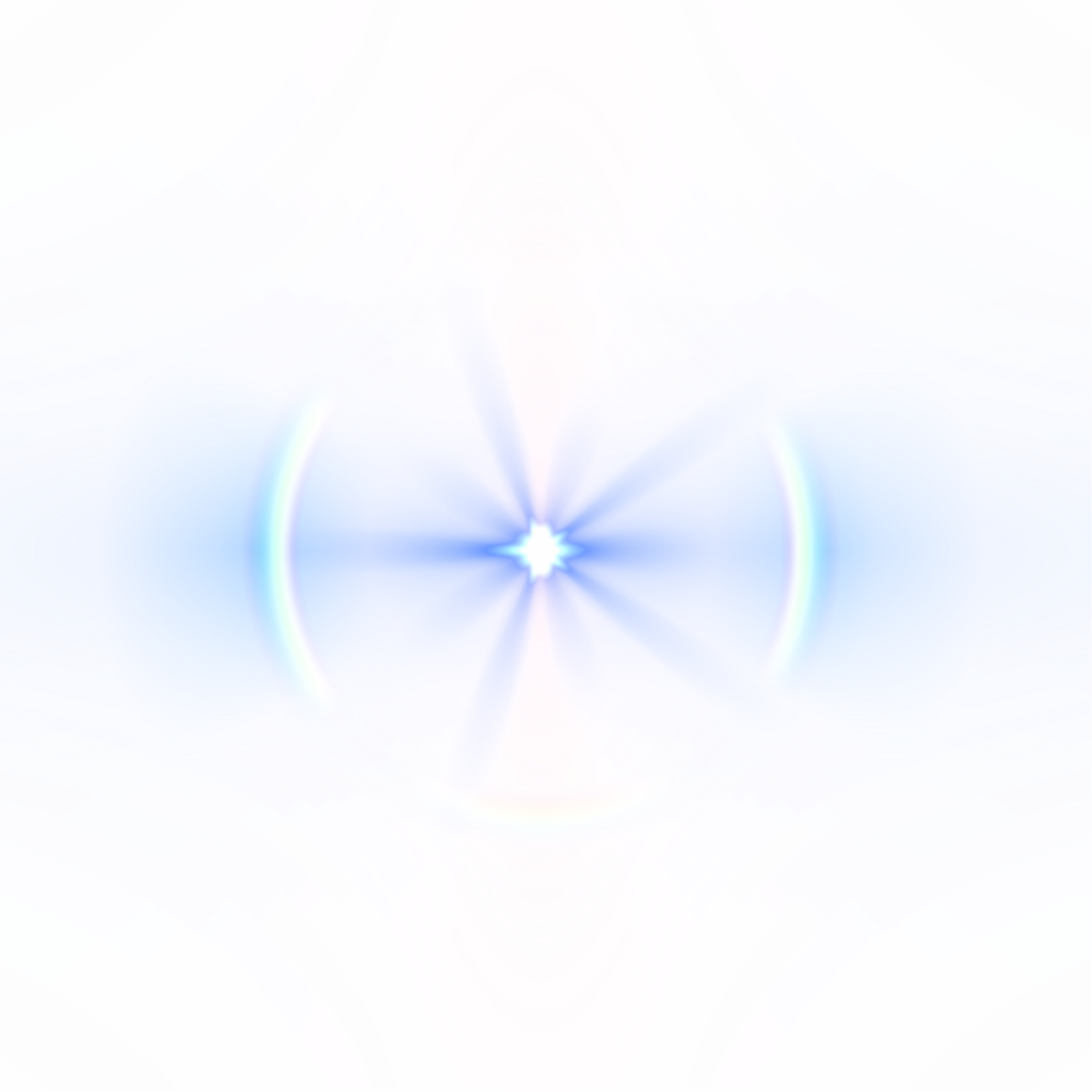 Light effects glare rainbow. Glow vector abstract blue jpg transparent library