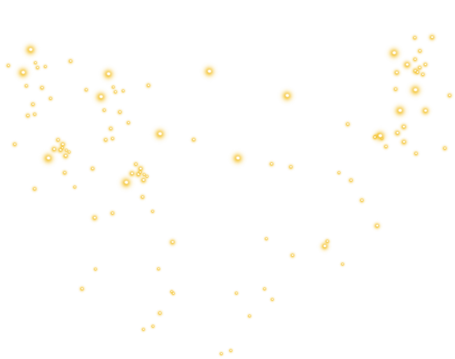 Glow vector glowing line. Point angle pattern yellow