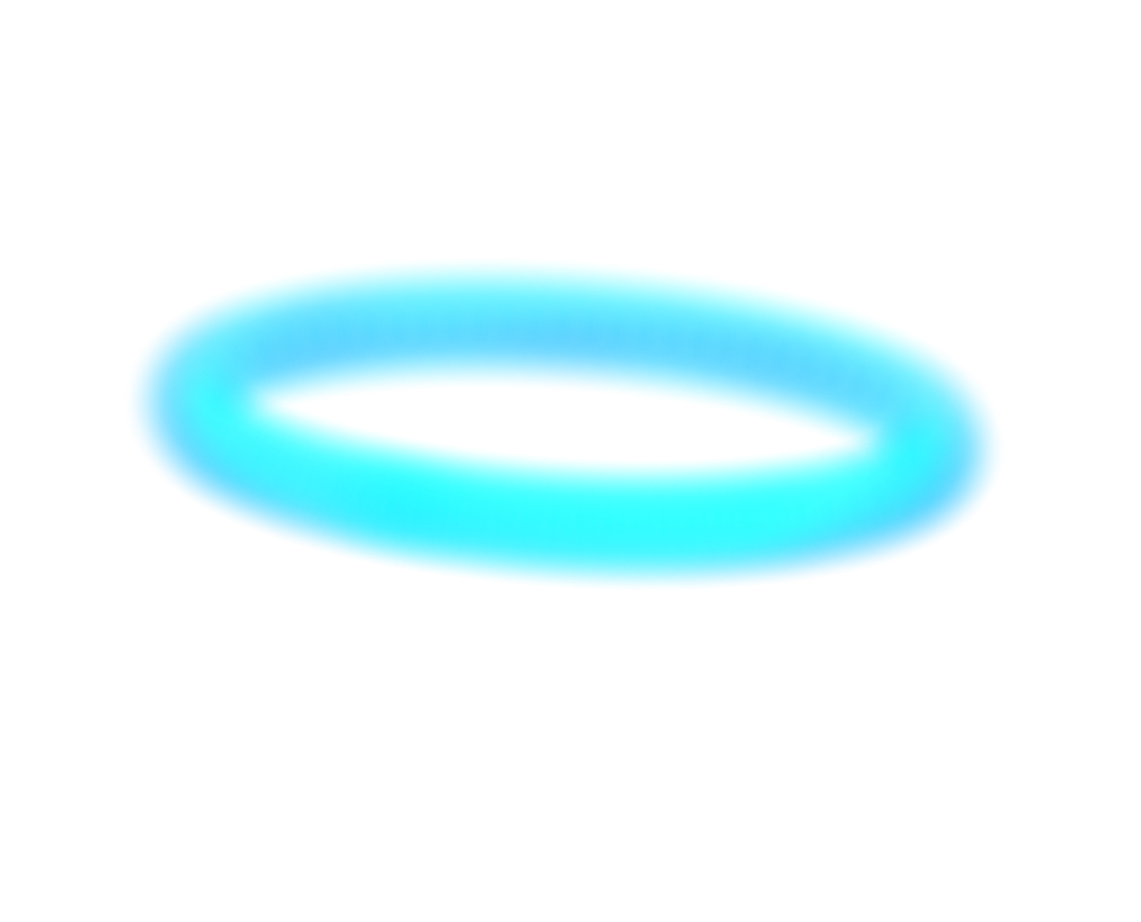 Glowing angel halo png. Angels aesthetic circle ring