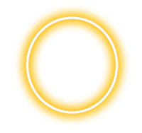 Circle glow png. Effect collection by