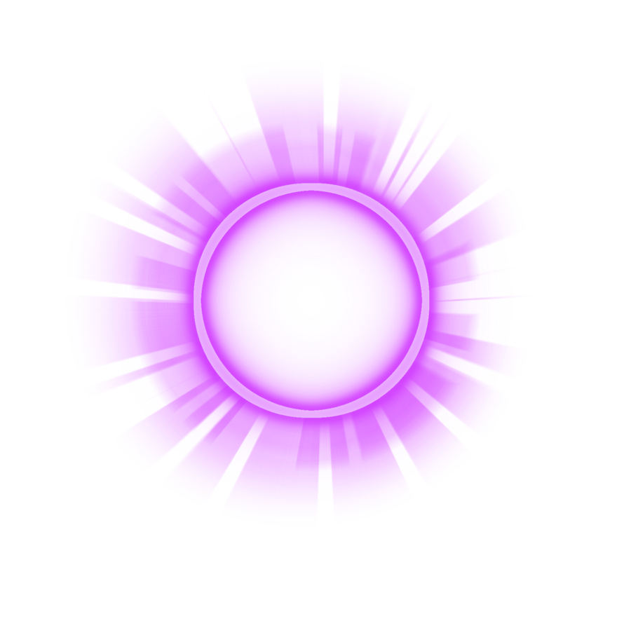 Glowing circle png. Brush by motkk on