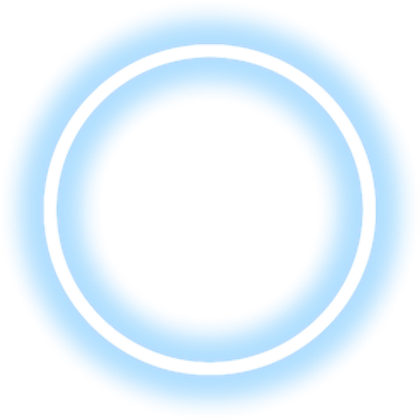 Glowing circle png. Image