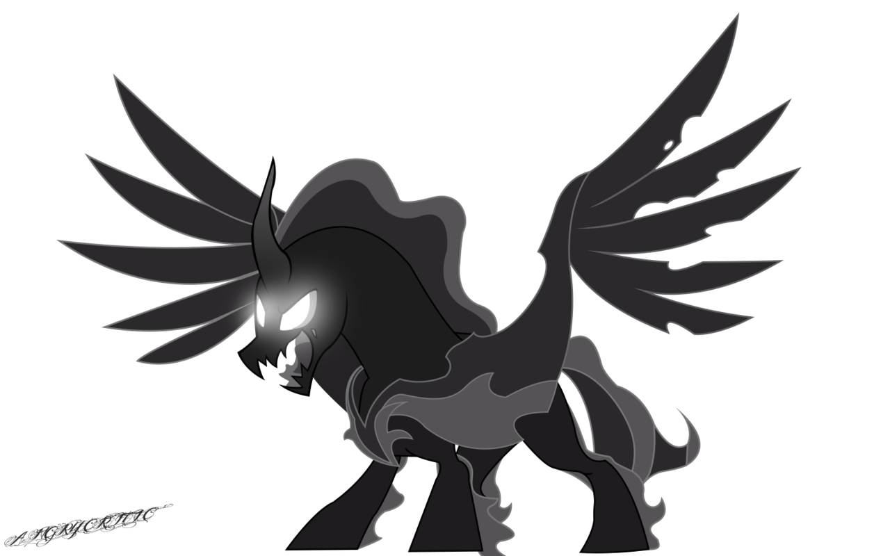Glowing evil eyes png. Alicorn artist ngrycritic