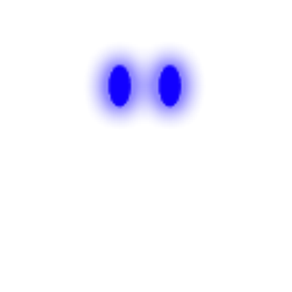 Glowing eye png. Blue eyes roblox