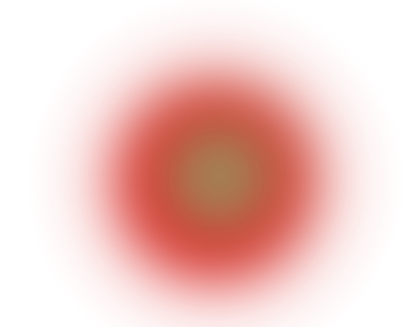 Glowing red dot png. Love birds colour points