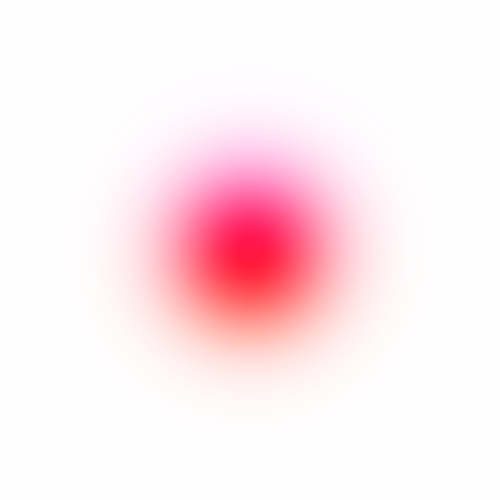 Glowing red dot png. Colour points and glow