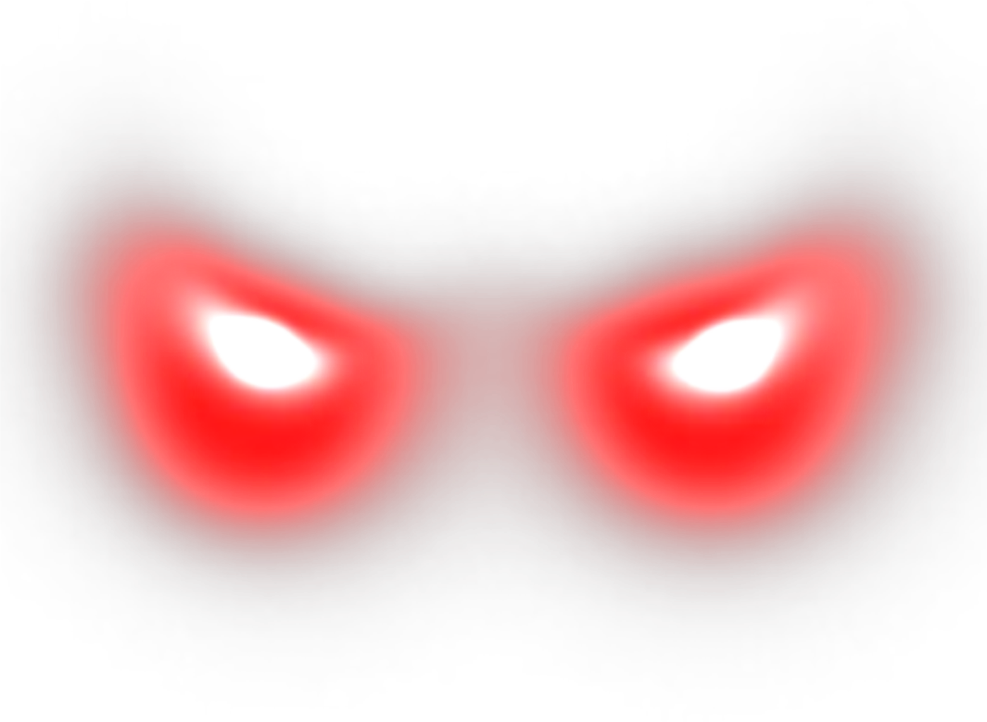 Glowing red eyes png. Art glowingeyes redeyes stickers