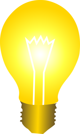 Glowing transparent bright. Clip art of a