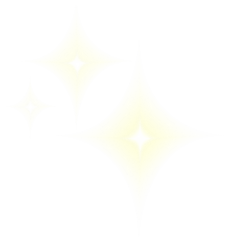Glowing transparent white. Png cliparts shining decorations