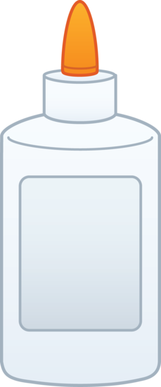 Glue bottle png. Of clipart pinterest clip