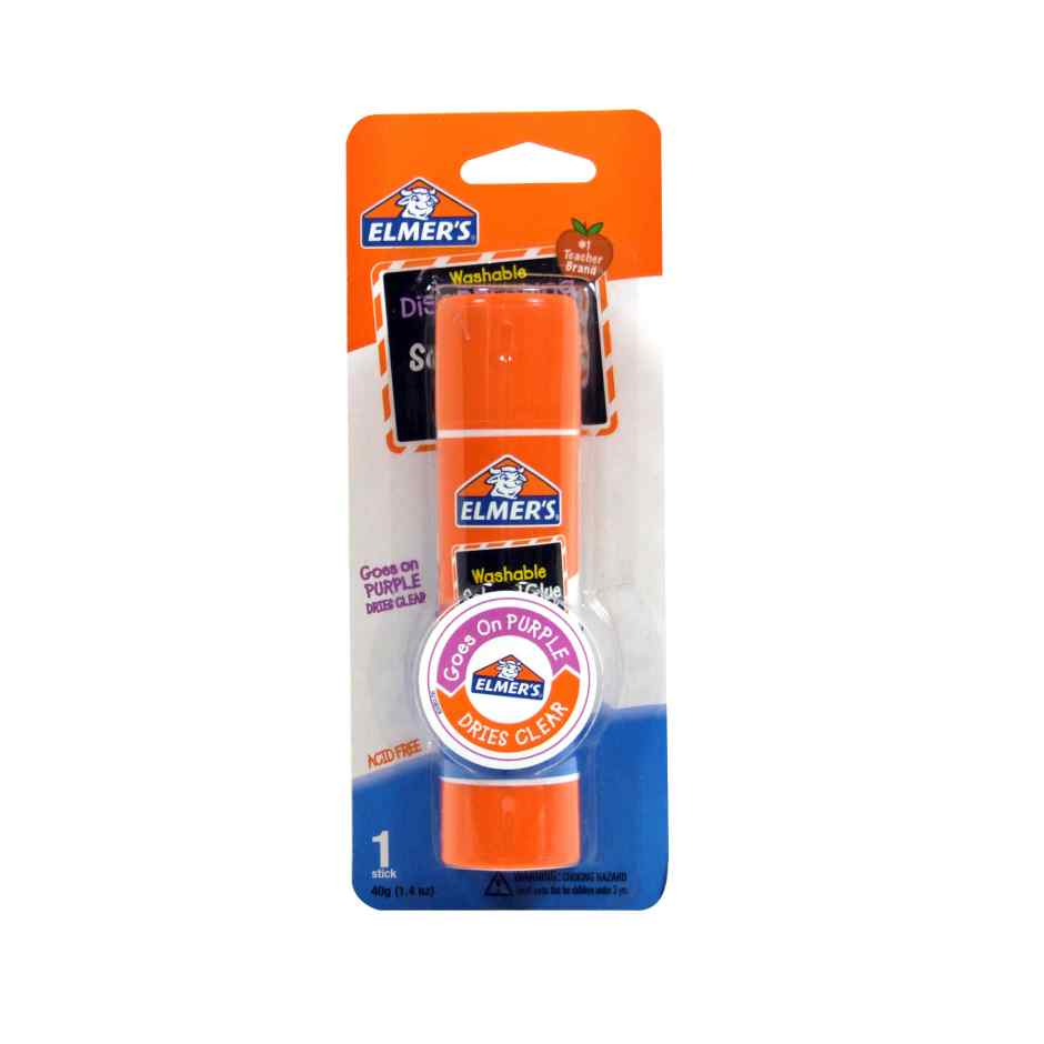 Glue clipart school glue. Stick elmers oz washable